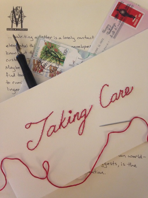 07_Buller_Rachel_Taking Care project launch
